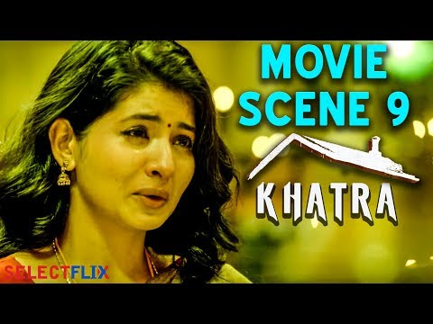 Movie Scene 9 - Khatra (Bayama Irukku) - Hindi Dubbed Movie | Santhosh Prathap | Reshmi Menon