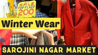 Sarojini Nagar Diwali Sale | Winter Wear |  Starting Rs 30, 50, 100