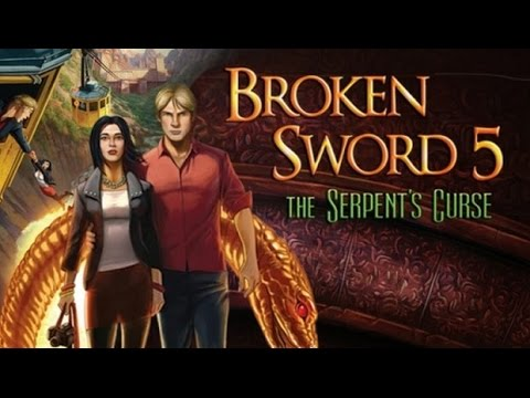 Broken Sword 5: The Serpent's Curse - Walkthrough Part 1 {PS4, Full 1080p HD}