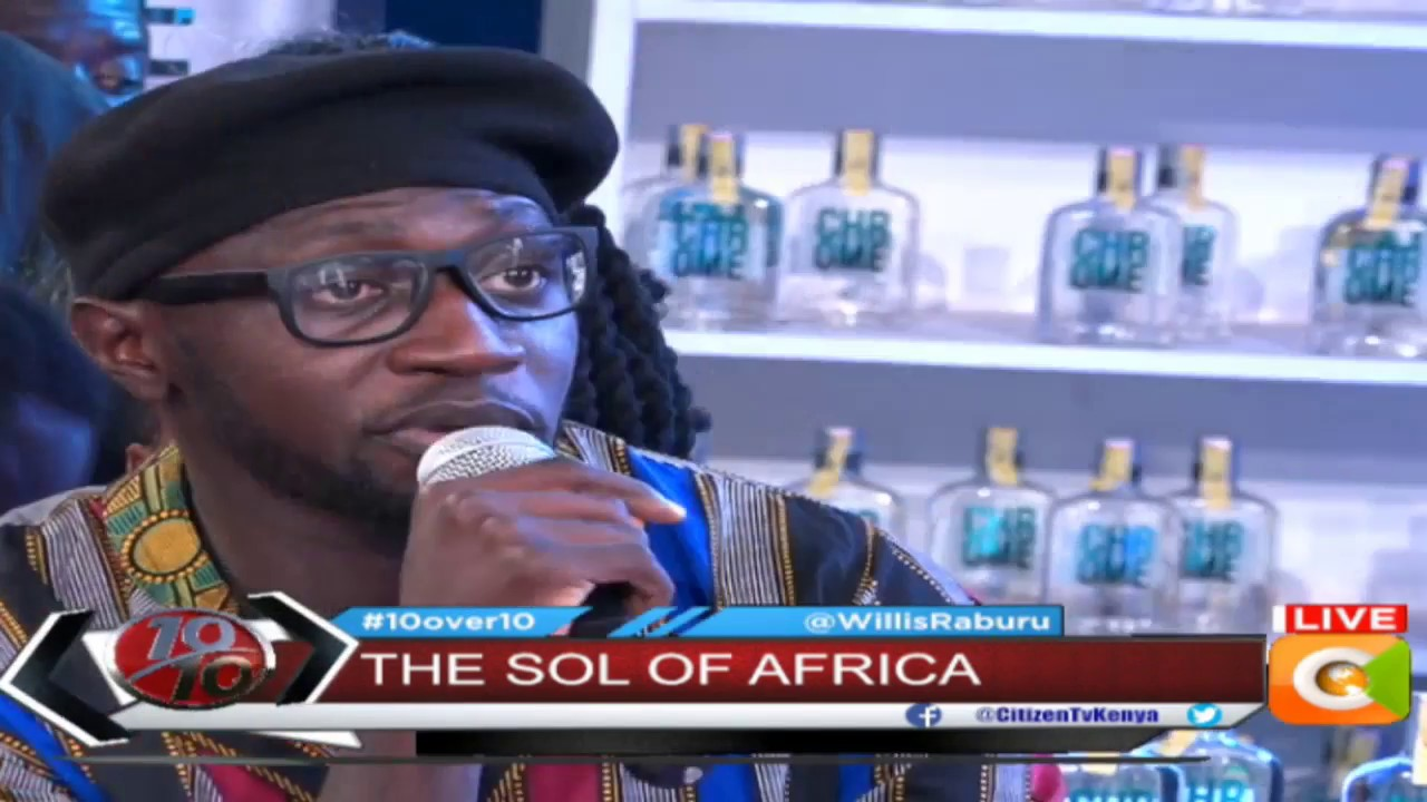 Sauti Sol: The Collabos we have made with Kenyans are the best #10Over10