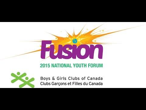 Fusion 2015 National Youth Forum Webinar