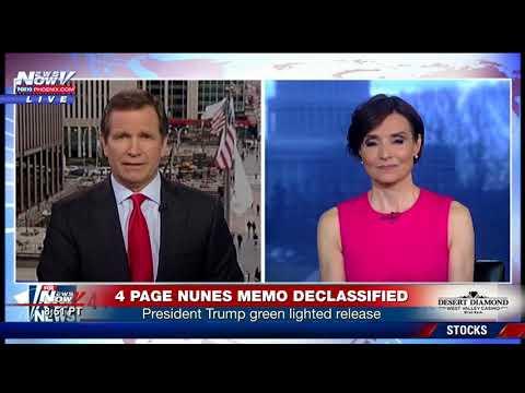 BREAKING: FISA Memo Released (FNN)