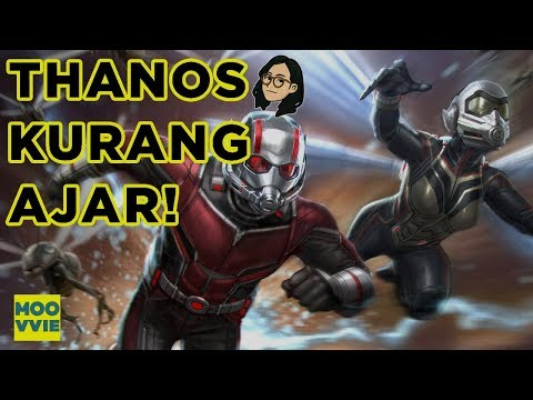 NONTON DI 3 LAYAR SCREEN X! Ant-Man and The Wasp Review Indonesia