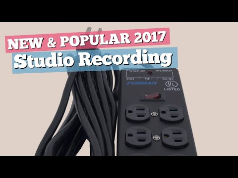 Studio Recording Equipment - Power Conditioners, // New & Popular 2017