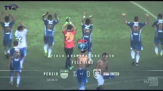 (VIDEO Highlight) Piala Bhayangkara, Persib vs Bali United