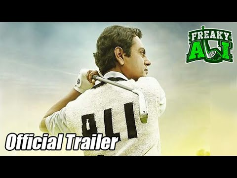 Freaky Ali Official Trailer | Nawazuddin...