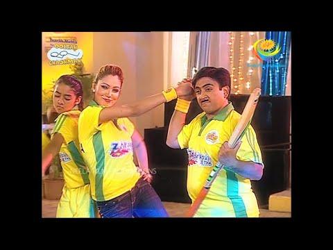 Download Gokuldham Premier League | Taarak Mehta Ka Ooltah Chashmah | TMKOC Comedy |तारक मेहता का उल्टा चश्मा