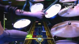 "Rock Band 3 ""Revolution Deathsquad"" by Dragonforce Custom Expert Guitar"