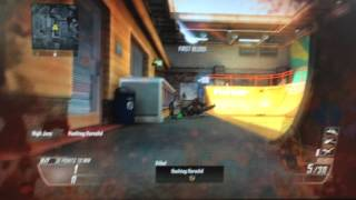 High Jnzy - BO2 Faded 5 On Screen