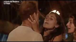 Saluti tra Rocco e Cecilia