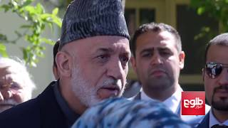 Karzai 'Open' To Running Again For President