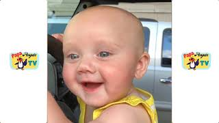 Funniest Baby Fails Compilation - (Fun and Fails Baby Video 2021) - Cutest Babies