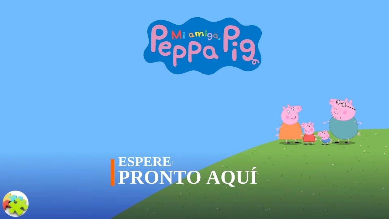 MI AMIGA PEPPA PIG. Trailer del juego en español. Pronto aquí.