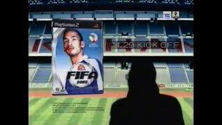 【CM】 FIFA 2002 ロード・トゥ・FIFA ワールドカップ 【PS2】 FIFA 2002: Road to FIFA World Cup (Commercial)