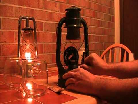 Dietz Lantern Globe Replacement