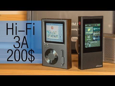 Сравнение доступных Hi-Fi плееров: xDuoo X20 VS Colorfly C10. Что может Hi-Fi за 200$?