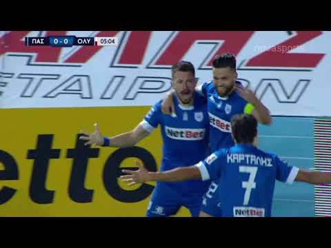 PAS Giannina Olympiakos Goals And Highlights