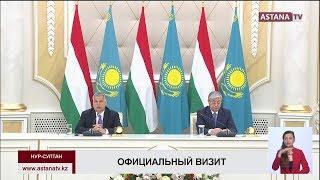 100 бизнесменов из Венгрии приедут в Казахстан