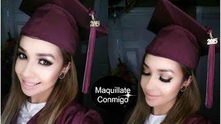 Maquillate Conmigo / Dia De Graduacion (GRWM)