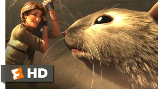 Epic (2/3) Movie CLIP - Mouse Attack (2013) HD