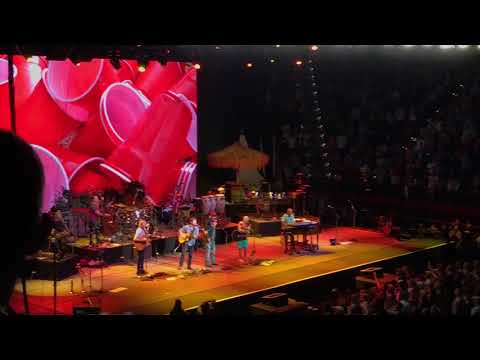Tallahassee Hurricane Relief Concert Jimmy Buffett 4K