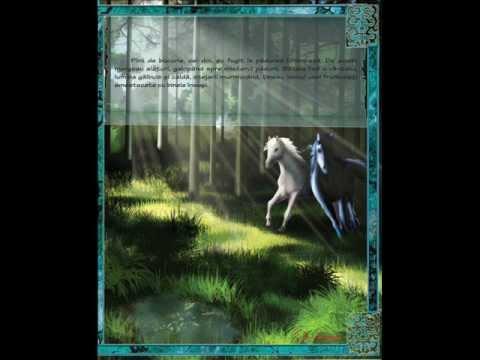 Povestea Renasterea unicornilor pe muzica- K1-Ma luai.wmv