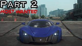 Need For Speed Most Wanted (2012) PC Gameplay Walkthrough Part 2