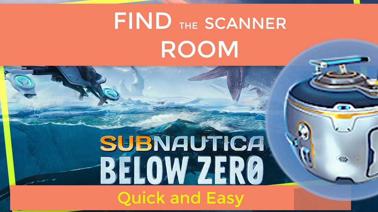 Subnautica Below Zero Finding Scanner Room Blueprint Youtube This fixes the bug where the blip of a scanner room remains after grabbing the blueprint from a databox. subnautica below zero finding scanner room blueprint
