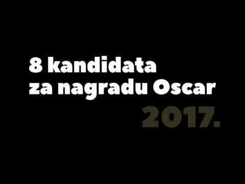 Hrvatski kandidati za 89. nagradu Oscar (u kategoriji stranih filmova)