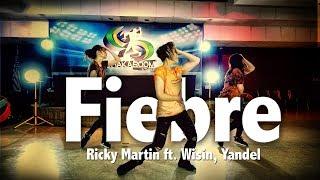 Fiebre - Ricky Martin ft. Wisin, Yandel Dance | Chakaboom Fitness l Choreography I coreografia