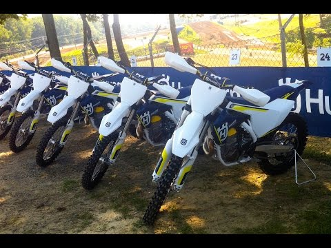 Racer X Films 2016 Husqvarna Media Launch