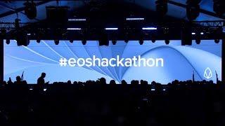 EOS Hackathon San Francisco Opening Ceremony