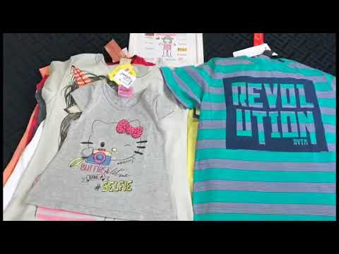 Blusas/Camisetas/Regatas/Polos - Mix Marcas + Moda Local - ATACADO - Lote Nº 101