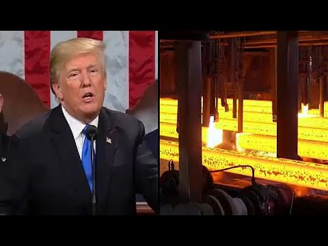 Trump tariffs could 'destroy' EU's steel industry
