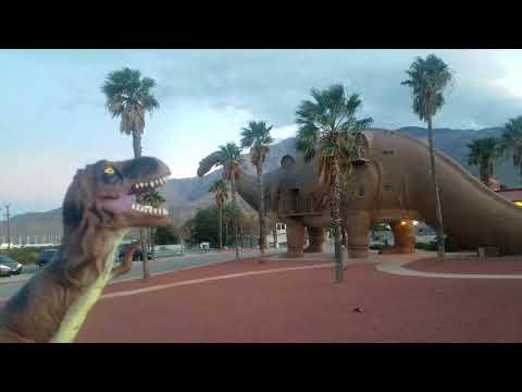 Pee Wee's Big Adventure Dinosaurs