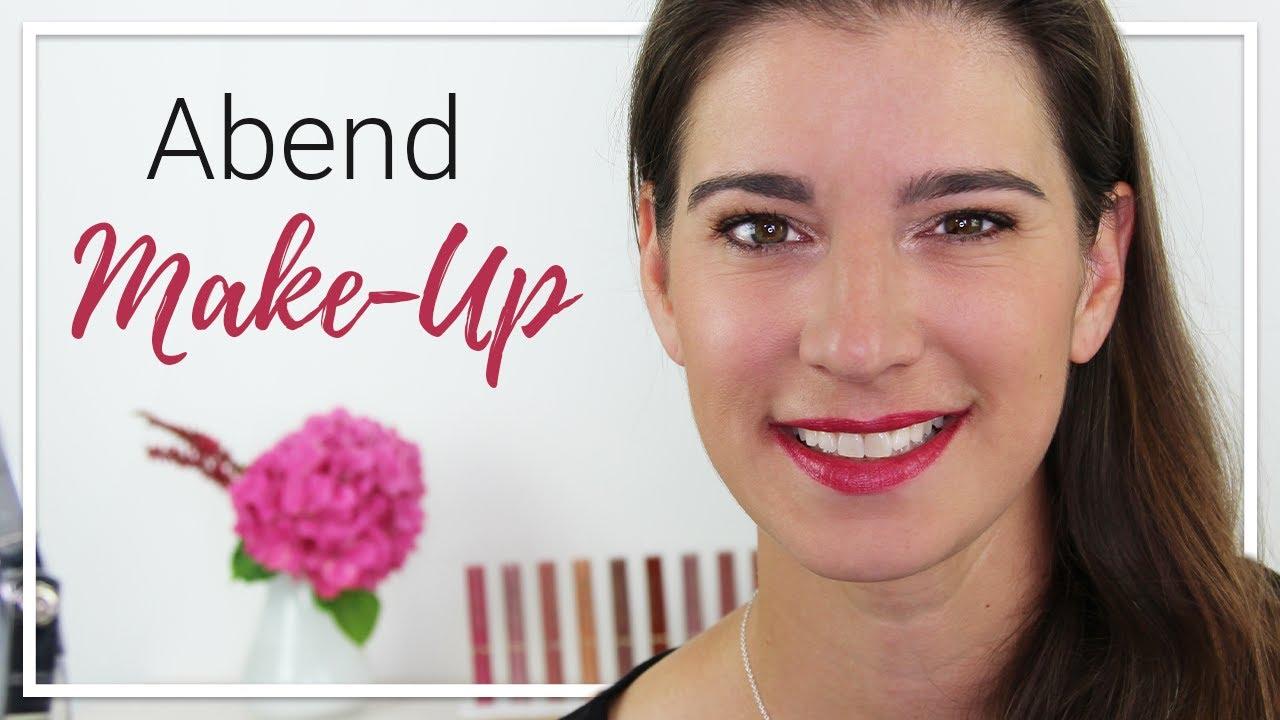 Abend-Make Up für Anfänger