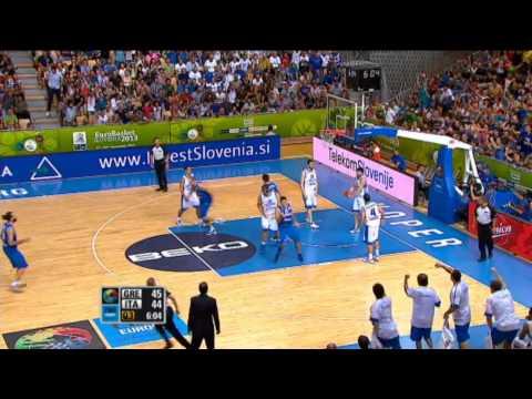 Εθνική Ανδρών | Ελλάδα-Ιταλία 72-81. Τα Highlights του αγώνα