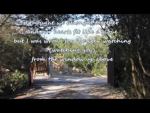 George Jones - Window Up Above (with lyrics)