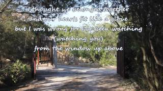 George Jones - Window Up Above (with lyrics)