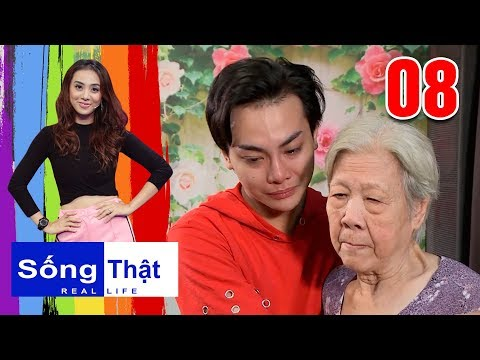 Sống Thật–Real Life |Tập 8 FULL |Đào lô tô Phạm Phương chôn kín ước ao CHUYỂN GIỚI vì bà nội 82 tuổi