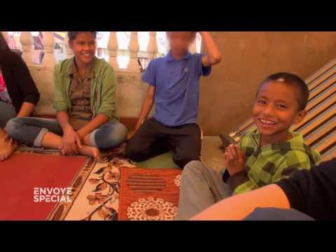 Vidéo ENVOYE SPECIAL ARNAQUE A LA CHARITE HAYS