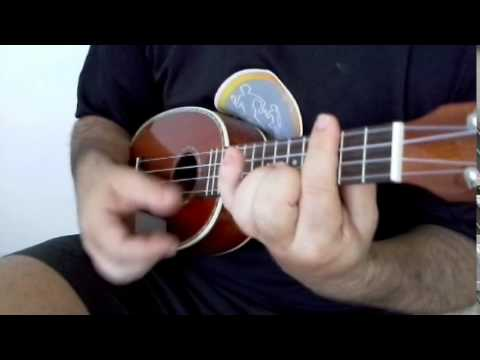 Stolen dance Milky Chance (ukulele cover) guitar - YouTube