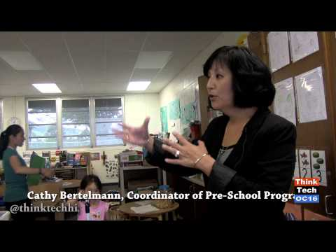 Touring the Schools in West Hawaii Island