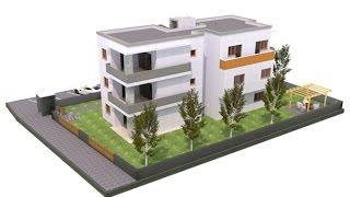 Allplan - Projekt kuće u samo 4 sata