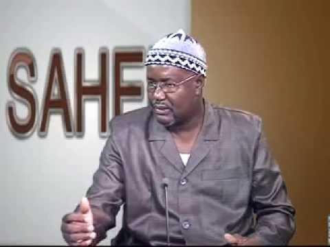 Kodo Sahel Cherif Ba Membre du Conseil National de l