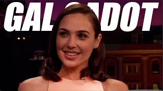 Gal Gadot FUNNY MOMENTS