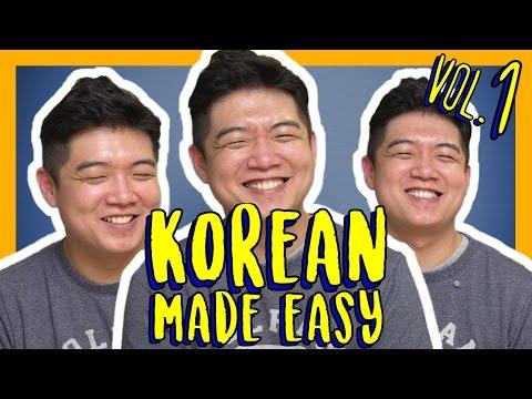 Learn Korean Vocabulary | 125 Beginner Words | Korean Made Easy