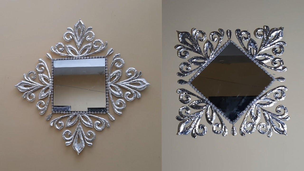 Espejo cuadrado vintage - square vintage mirror