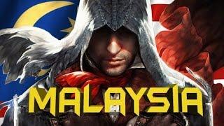 Ubisoft вместе со своими франшизами едет в Малайзию!