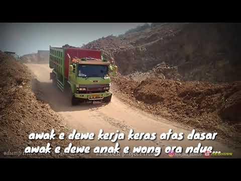 Story Wa Ala Sopir Truck